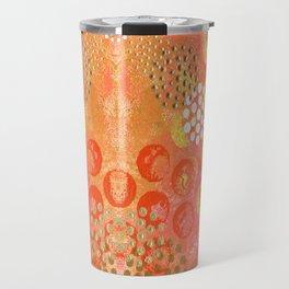 Orange Fizz Travel Mug
