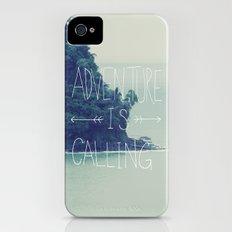 Adventure Island Slim Case iPhone (4, 4s)