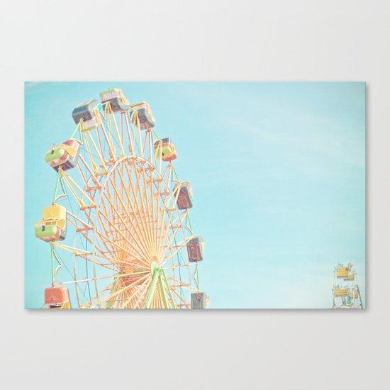 F-U-N Canvas Print