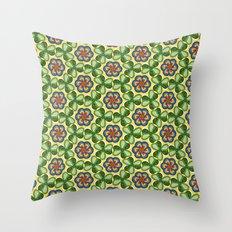 St. Patrick's Pattern Throw Pillow