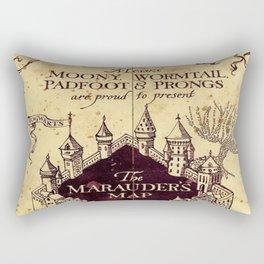 fortress Rectangular Pillow
