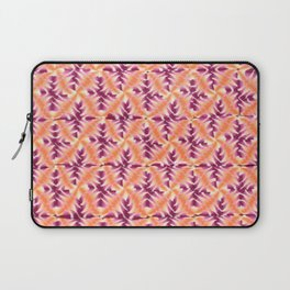 Raspberry Orange Repeat Laptop Sleeve
