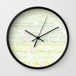#39. JULIA - Desert/Ocean Wall Clock