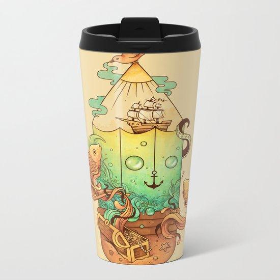 Joy of Creativity Metal Travel Mug
