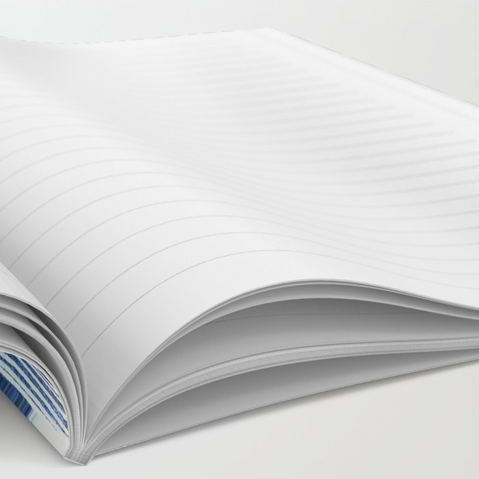 Silver Veil Notebook