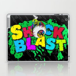 Original ShockBlast x Tumblr Classic Grime Logo Laptop & iPad Skin