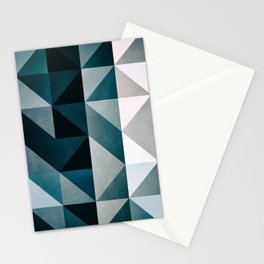 :: geomatric maze XII :: Stationery Cards