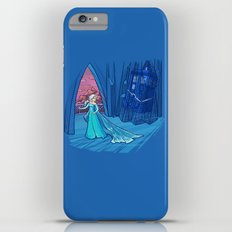 Frozen in Time and Space Slim Case iPhone 6 Plus