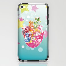 Sailor Moon Dots Team iPhone & iPod Skin