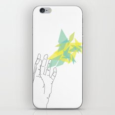 Lines of Your Hand iPhone & iPod Skin