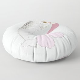 Natalie and Amelia Floor Pillow