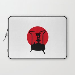 Flag of Japan | Vintage Pressure Stove Laptop Sleeve