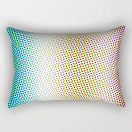 dotted matrix Rectangular Pillow
