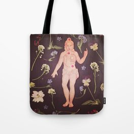 Growth and Rebirth Tote Bag