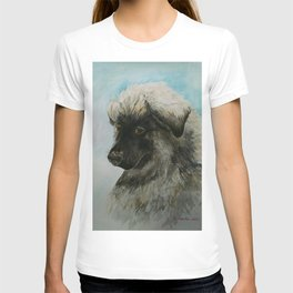 A Tribute to Luca (a Shiloh Shepherd) T-shirt