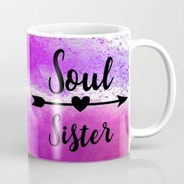 Soul Sister Coffee Mug