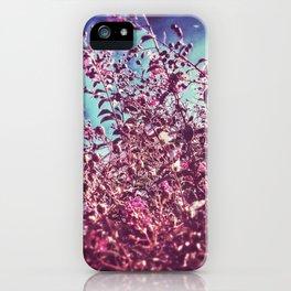 Crape Myrtle II iPhone Case