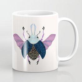 Beetle #3 Color Coffee Mug