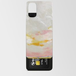 Abstract Landscape Beach Scene  Android Card Case