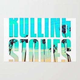 Palm Stone Rug