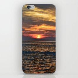Rehoboth Beach sunrise iPhone Skin