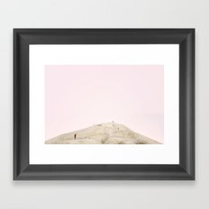 Little People, Big Places 3 (series of 4) Framed Art Print
