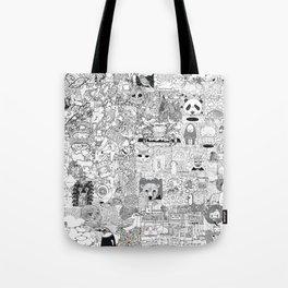 mashup Tote Bag