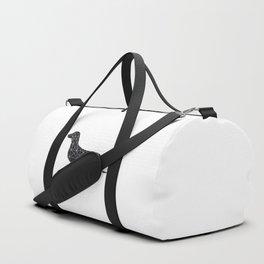 black teckel Duffle Bag