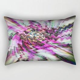 Pink Freudian Rectangular Pillow