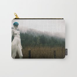 Manufactured Moments I Carry-All Pouch