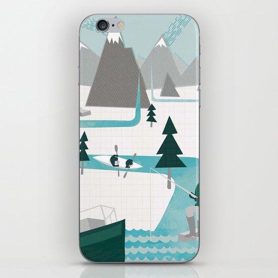 I like water iPhone & iPod Skin