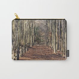 Follow me down... When the leaves come falling down... Carry-All Pouch