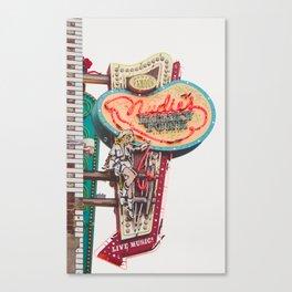 Nudie's Honkytonk - Nashville Canvas Print