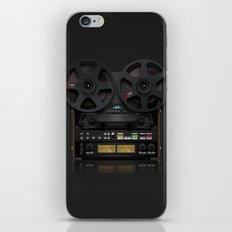 Open Reel 769 iPhone & iPod Skin