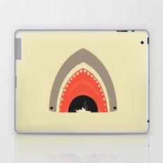 Great White Bite Laptop & iPad Skin