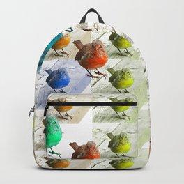 Bird watching, the dreamer birds Backpack