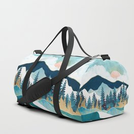 Summer Forest Duffle Bag