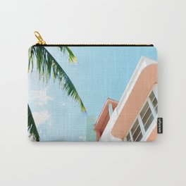 Miami Fresh Summer Day Carry-All Pouch