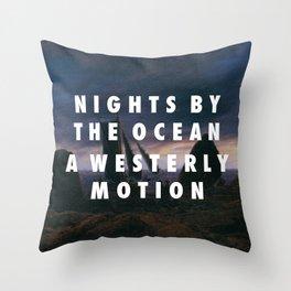 Bryn Between Two Rocks Throw Pillow