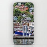alaska iPhone & iPod Skins featuring Alaska by Christine Workman