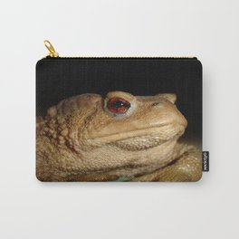 Common European Toad, Bufo Bufo Carry-All Pouch