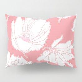 Bloomin' Pink Pillow Sham