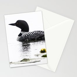 June Loon Stationery Cards