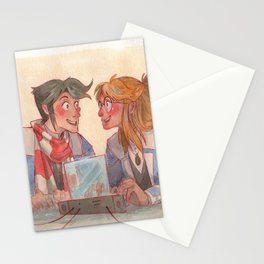 Learning together Stationery Cards