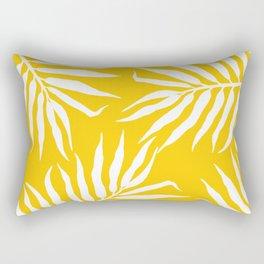 Malé mustard Rectangular Pillow