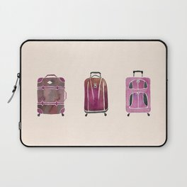 Let's Go Somewhere - Vintage Laptop Sleeve