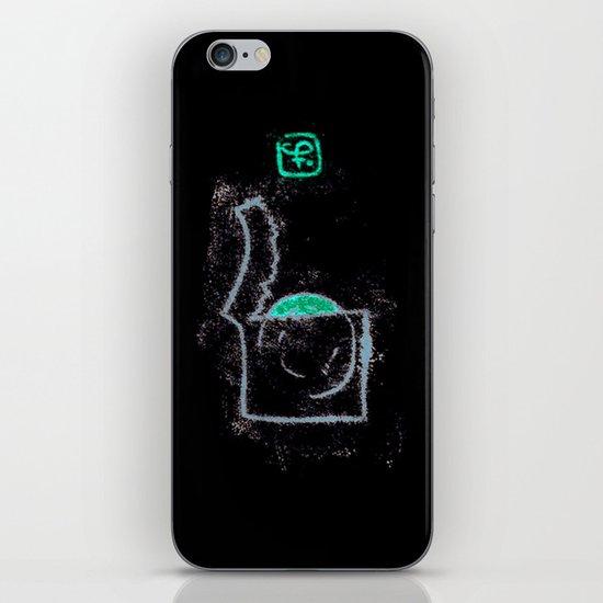 condom iPhone & iPod Skin