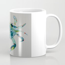 Atlantic Blue Crab Coffee Mug