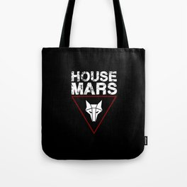 House Mars Tote Bag