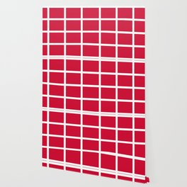 abstraction from the flag of denmark Wallpaper